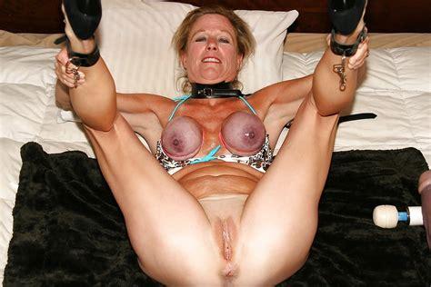 Hard Tied Bid Tits Wife Amateur Slave Bondage Submilf 37