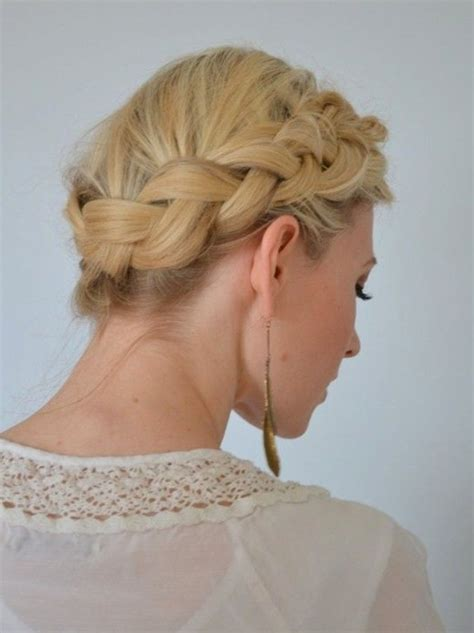 Updo Hairstyles 2014 by 2014 Easy Braided Updo Hairstyles For Prom Popular Haircuts