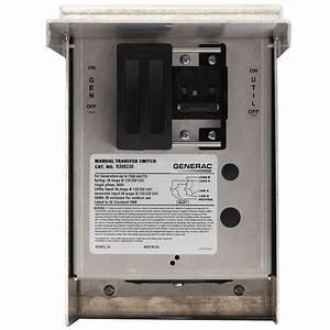 Generac 30 Amp 125  250