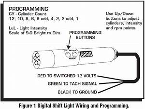 How To Install An Msd Programmable Digital Shift Light On
