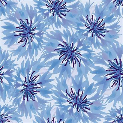 Floral Seamless Abstract Background Flower Pattern Summer