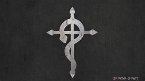 Fullmetal Alchemist Logo by VihKun on DeviantArt