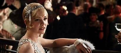 Gatsby Daisy Gifs Buchanan Story Giphy Arc