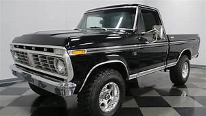 466 Nsh 1973 Ford F 100 Ranger Xlt