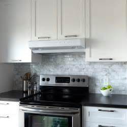 Self Adhesive Kitchen Backsplash Tiles Smart Tiles Metro 11 56 In W X 8 38 In H Peel And Stick Decorative Mosaic Wall Tile