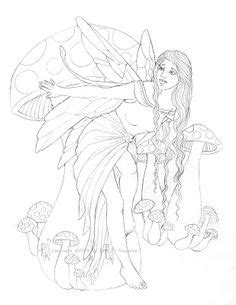 Fairy Coloring Pages to Bring Out the Hidden Artist in