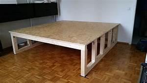 Bett Unter Podest : wie wir uns ein podest bauen eine diy anleitung podest selbst bauen und bett ~ Eleganceandgraceweddings.com Haus und Dekorationen