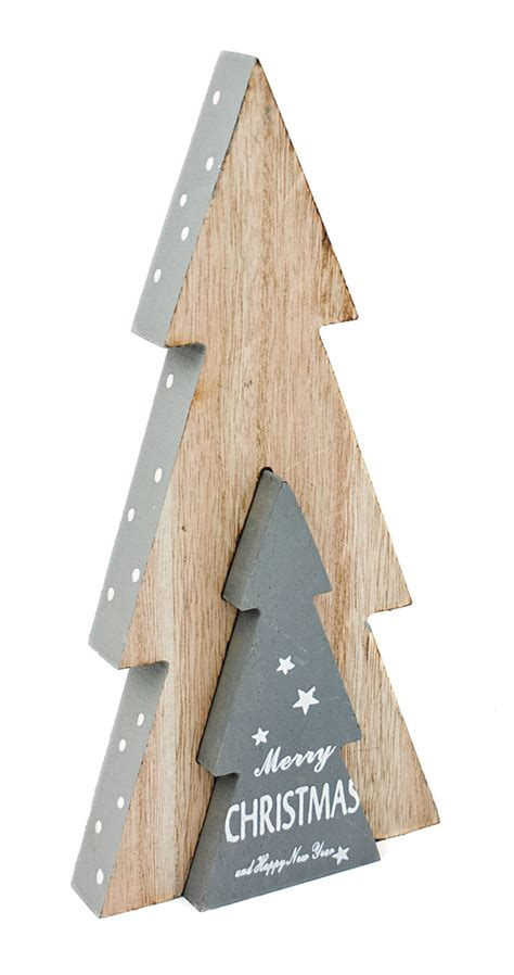 Tannenbaum Holz Groß by Weihnachtsdeko Holz Wohndesign