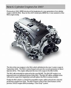 2007 Engine Tech  How The N54 Turbo Engine Works  Must Read