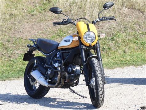 Review Ducati Scrambler Classic by Ducati Scrambler Classic 2015 On For Sale Price