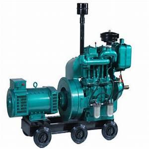 Air Cooled Diesel Generator  Application