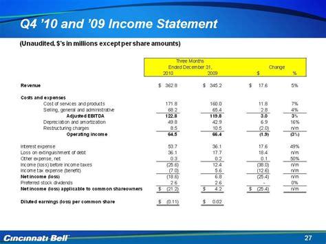 simple income statement formula  excelxocom