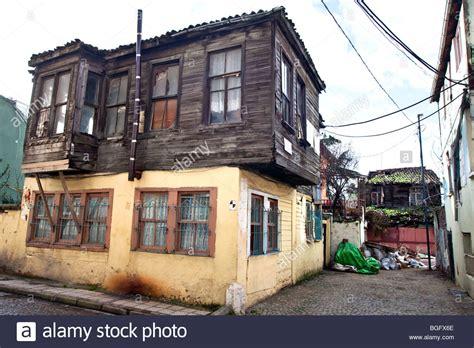 Häuser Kaufen Türkei alte h 228 user in balat stadtteil istanbul stockfoto