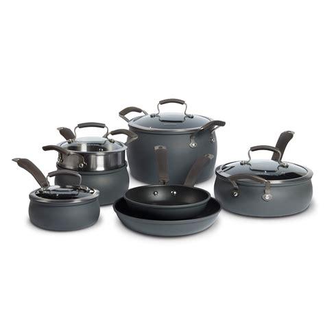 piece cookware set epicurious kitchen