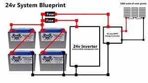 Wiring Manual Pdf  12 Volt Battery Parallel Wiring Diagram