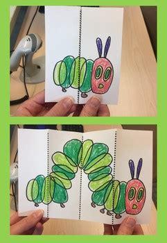 hungry caterpillar activity  peter blenski