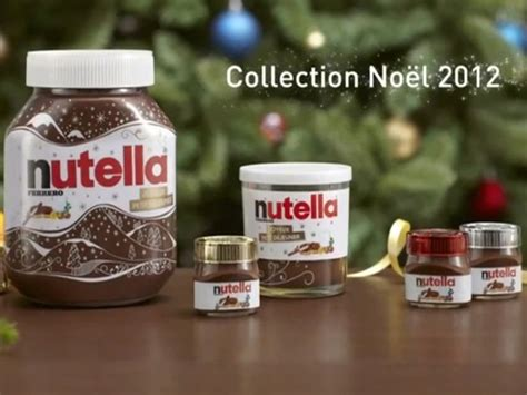 pot de nutella noel t 233 l 233 charger la musique de la pub nutella no 235 l 2012 interpr 233 t 233 e par www lamusiquedelapub tv