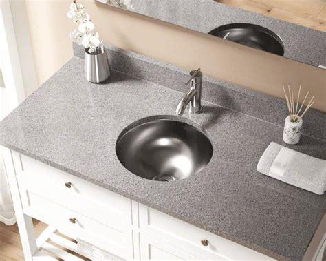 Stainless Steel Sinks Bathroom by 420 Stainless Steel Bathroom Sink