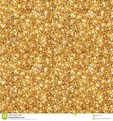 gold glitter texture seamless sequins pattern stock vector image 58061704