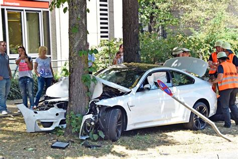 First Bmw M4 Coupe Crash
