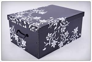 Blumen In Der Box : aufbewahrungsbox blumen 3er set barock box stapelbox dekobox geschenkbox ebay ~ Orissabook.com Haus und Dekorationen