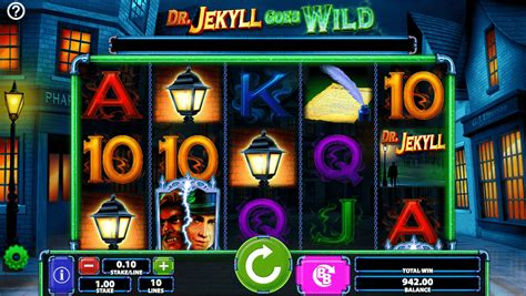 Dr Jekyll Goes Wild Slot Machine At Slotsmagic Casino