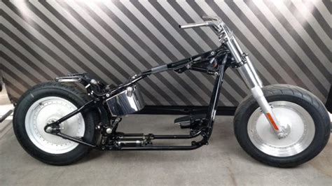 Harley Davidson Softail Rolling Chassis Complete