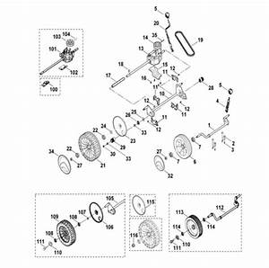 Pieces Detachees Mc Culloch : entrainement tondeuse viking mb448t ~ Dailycaller-alerts.com Idées de Décoration