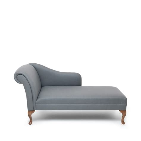 chaise longues garbo linen chaise longue grey within home