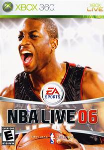NBA Live 06 Xbox 360 Review Any Game