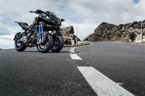 Modification Yamaha Niken by 2019 Yamaha Niken Test Cycle News
