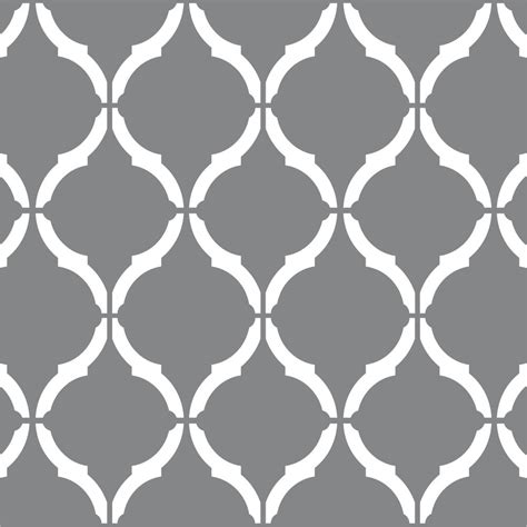 Muster Schablonen by Moroccan Wall Stencil Large 12 Quot X9 Quot Craft Airbrush Pattern