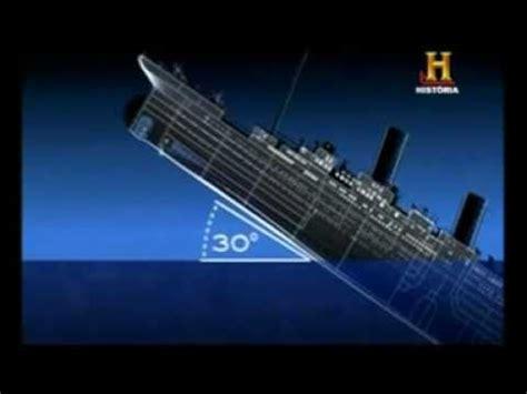 Imagenes Barco Titanic Hundido by La Verdad Sobre El Hundimiento Del Titanic The True Over