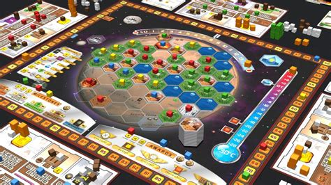 terraforming mars    greatest board games