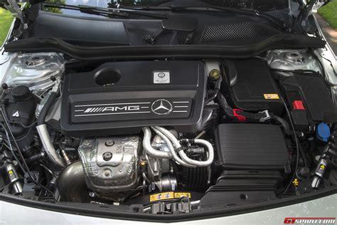 a45 amg motor road test 2014 mercedes a45 amg gtspirit