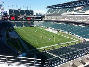 Lincoln Financial Field Section