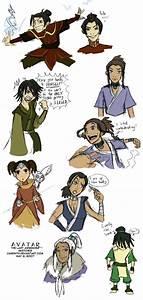 Avatar Gender Bender by carrinth on DeviantArt