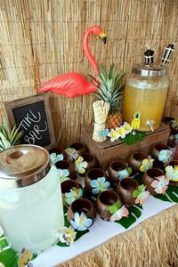 40, Affordable, And, Creative, Hawaiian, Party, Decoration, Ideas