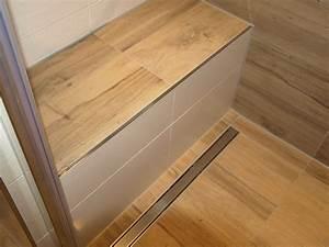 Begehbare Dusche Nachteile : badezimmer holzoptik dusche design ~ Lizthompson.info Haus und Dekorationen