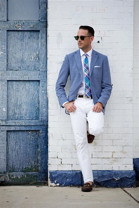 8 Ways To Wear White Jeans This Spring - He Spoke Style