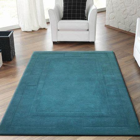 tapis salon bleu canard tapis bleu canard  coration