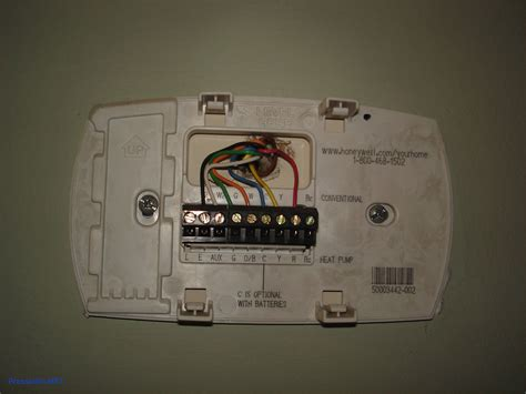 honeywell thermostat wiring viewing gallery pressauto net