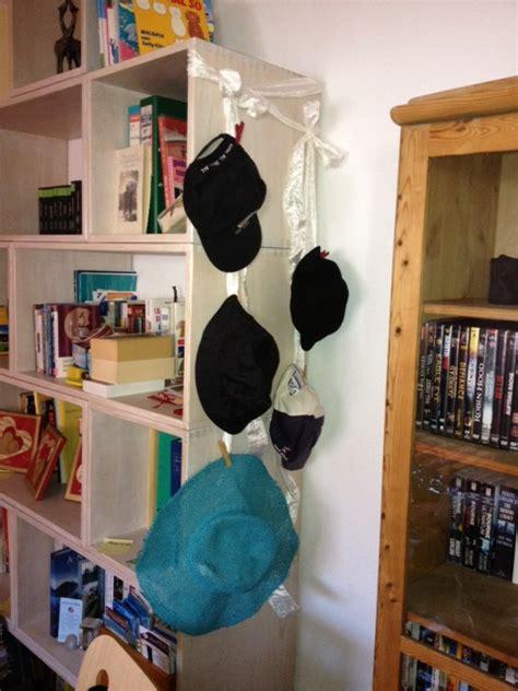 ranger chapeaux et casquettes