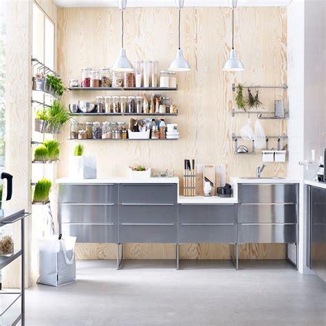 cuisine ikea grise cuisine grise maison