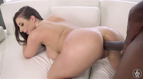 Angela White First Anal Dp And Interracial