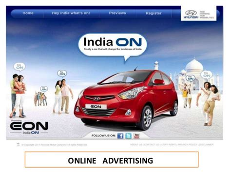 advertising strategies  maruti suzuki hyundai  tata