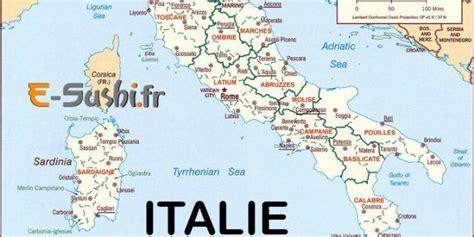 plan cuisine en u carte italie plan géographique arts et voyages