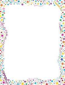Free Cute Page Borders and Frames