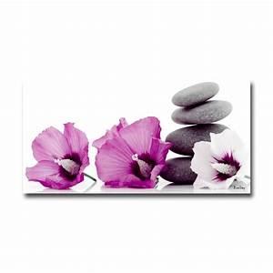 tableau trois orchidees roses et blanches fond blanc 40 x With affiche chambre bébé avec blouson a fleurs femme