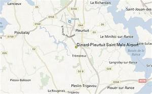 Dinard Saint Malo : dinard pleurtuit saint malo airport weather station record ~ Mglfilm.com Idées de Décoration